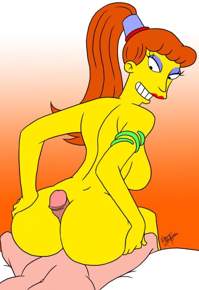 the simpsons sex videos Simpson's Sex Tape.